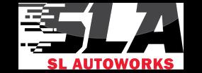 SL Auto Works Logo