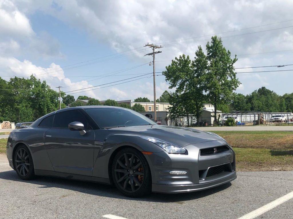 SLA GTR