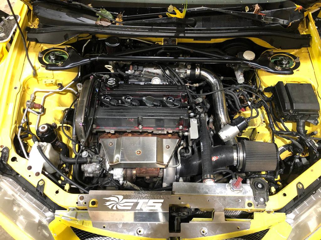 mitsubishi evo 8 engine sl autoworks