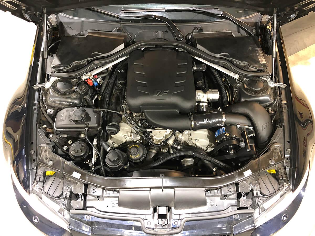 SLA BMW M3 Engine Supercharger Kit