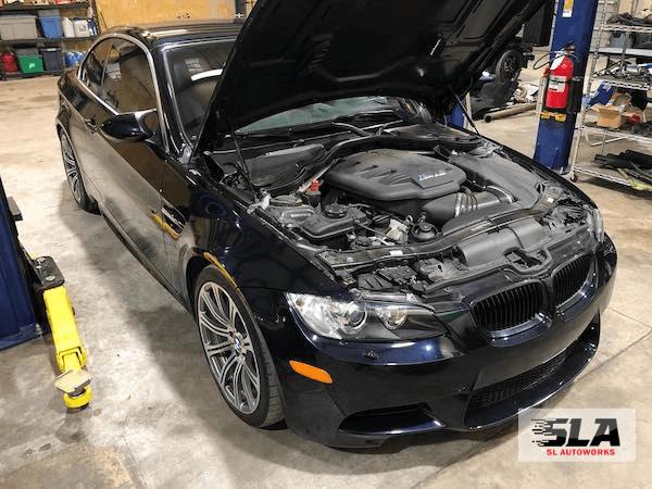 new rod bearings BMW