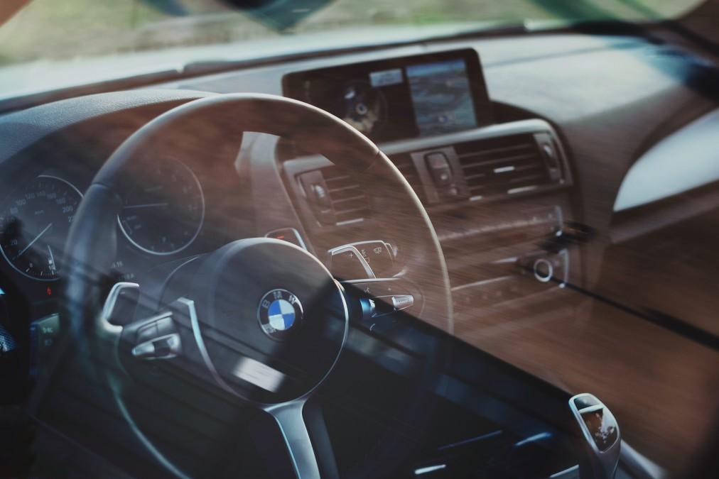 BMW heater vents