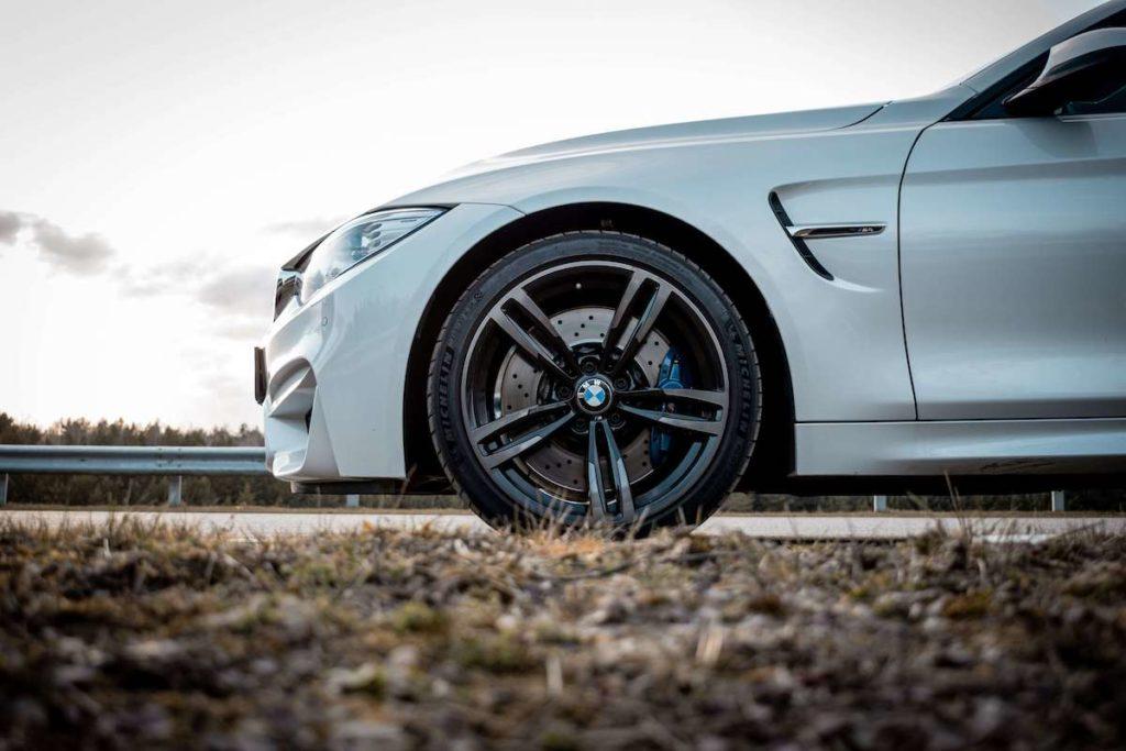 Break rotor pad wheel BMW
