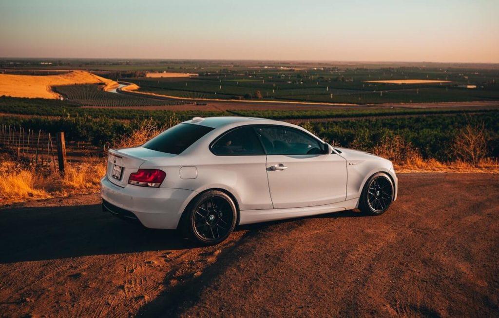 BMW summer hill view